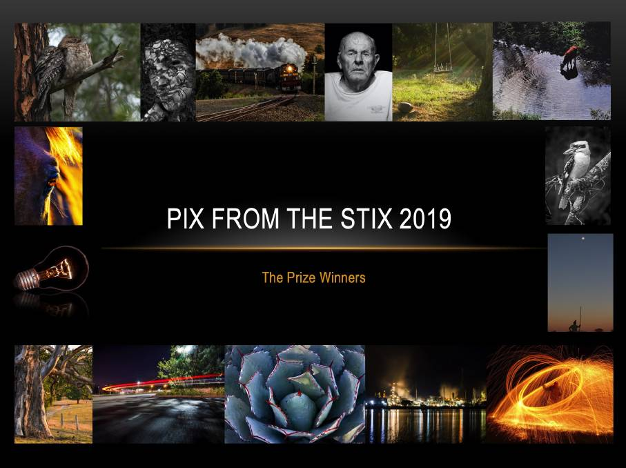 Pix from the Stix 2020 has taken on a new form this year due to COVID-19.