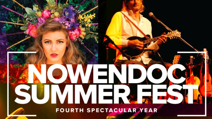 Nowendoc Summer Fest brings music up the mountain